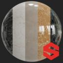 Asset: MarbleSubstance003