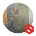 Asset: PaintedPlasterSubstance002