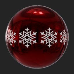 Asset: ChristmasTreeOrnament006