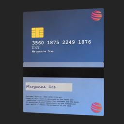 Asset: PaymentCard001