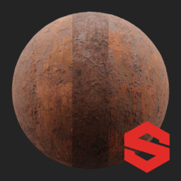 Asset: RustSubstance001