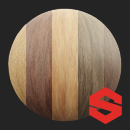 Asset: WoodSubstance001
