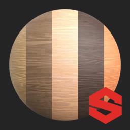 Asset: WoodSubstance006