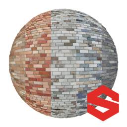 Asset: BricksSubstance001