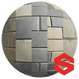 Asset: BricksSubstance004