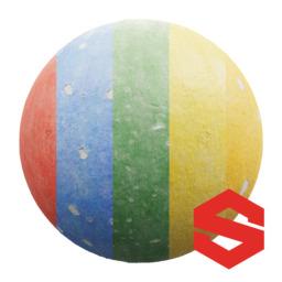 Asset: PaintedPlasterSubstance001