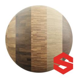 Asset: WoodFloorSubstance002