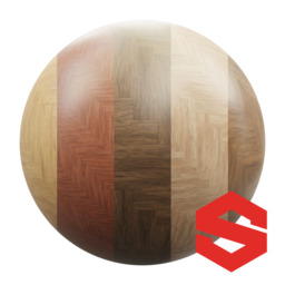Asset: WoodFloorSubstance003