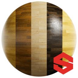 Asset: WoodFloorSubstance006