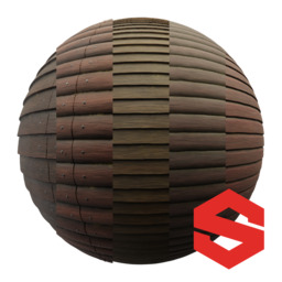 Asset: WoodSidingSubstance001